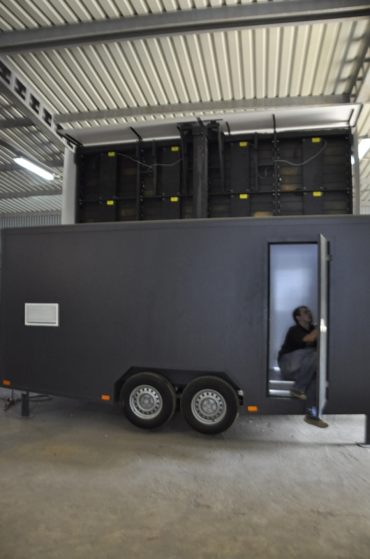 Used Mobile LED Trailer by Movitec - Item# 30883