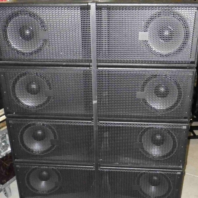 Used Cohedra Full System from HK Audio