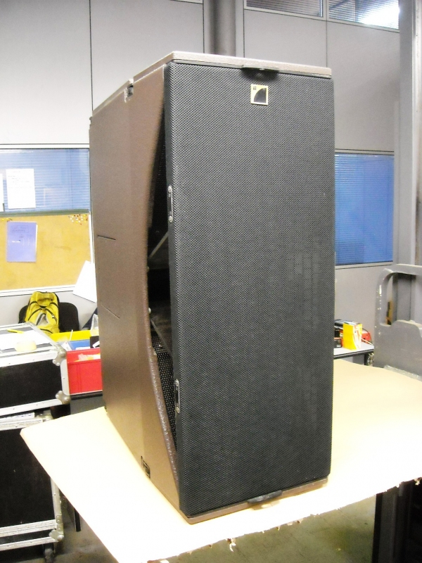 Used KUDO System from L-Acoustics
