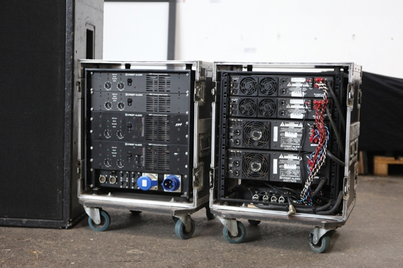Used Clair Bros R4 System from Clair Bros