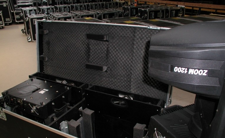Used Stage Zoom 1200 Spot from Clay Paky