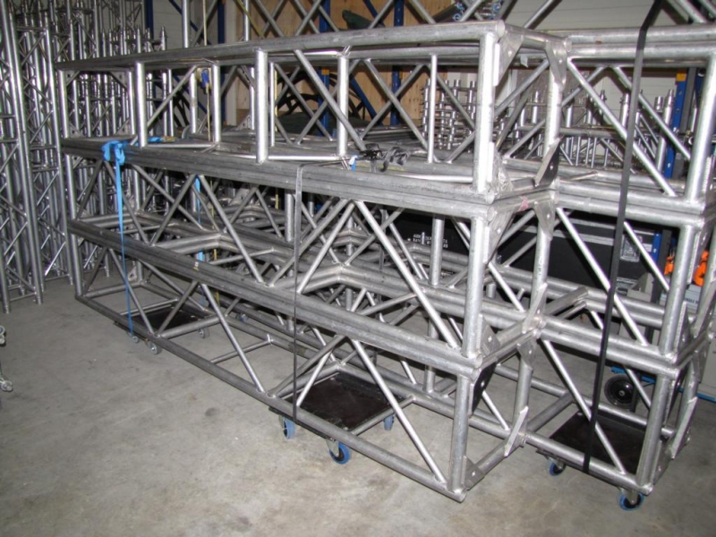 Used 20 5in Thomas MD Truss Package by James Thomas