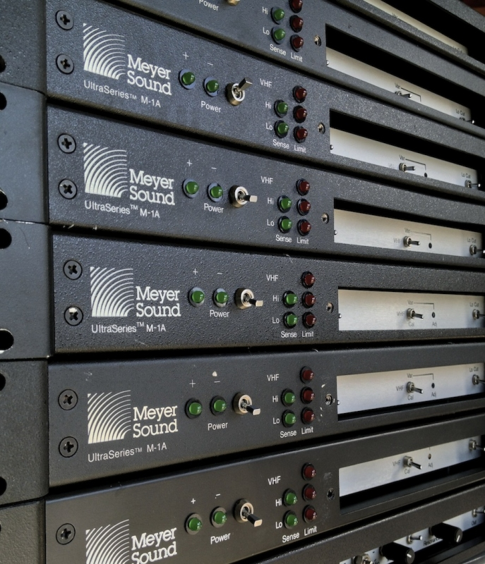 Used M-1A from Meyer Sound