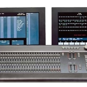 Used Insight 3 from Electronic Theater Controls