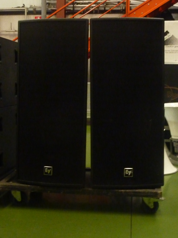 Used QRx153 75 from Electro-Voice