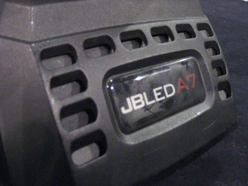 Used JBLed A7 Zoom RGB from JB Lighting