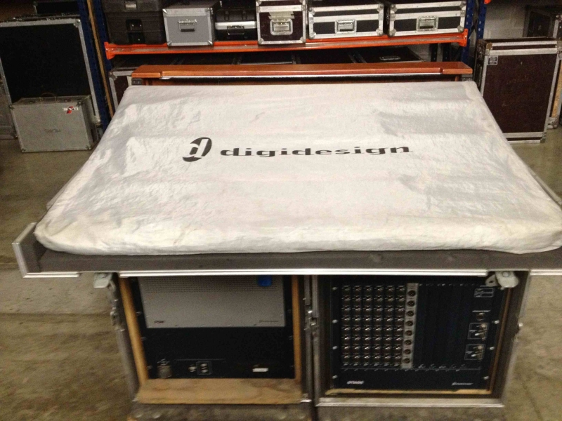 Used Venue Profile System from Digidesign