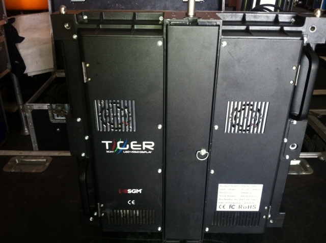Used Tiger 7.62 from Avolites
