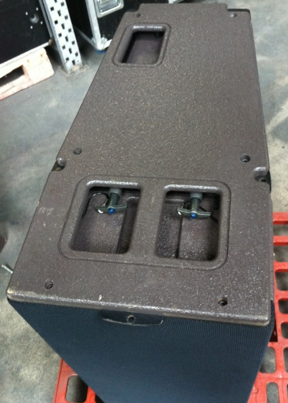 Used KUDO Package  from L-Acoustics