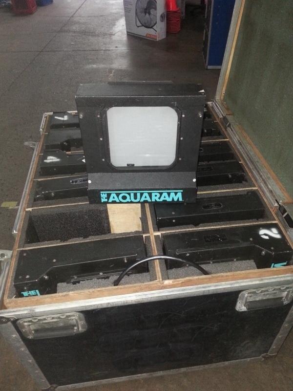 Used Aquaram from Wybron