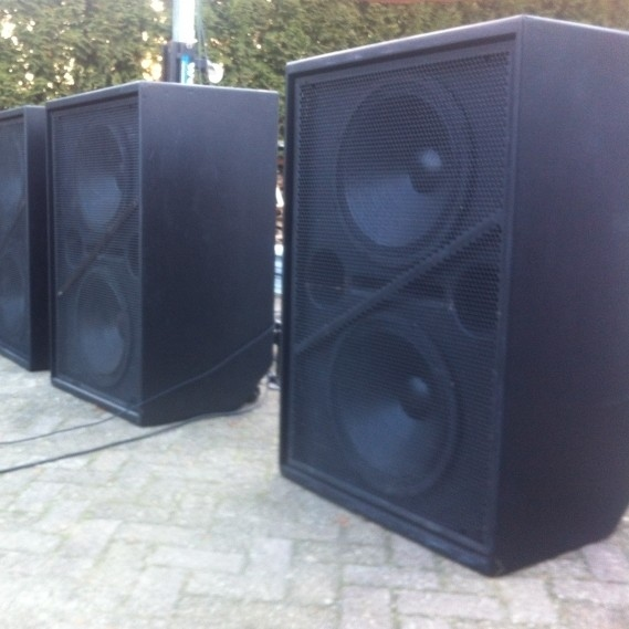 Used Cabinets For Sale >> Used 650-P by Meyer Sound - Item# 34074