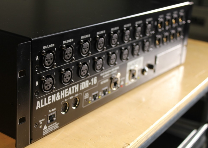 Used iLive T80 from Allen and Heath