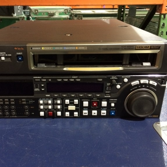 Used HDWM2000 from Sony