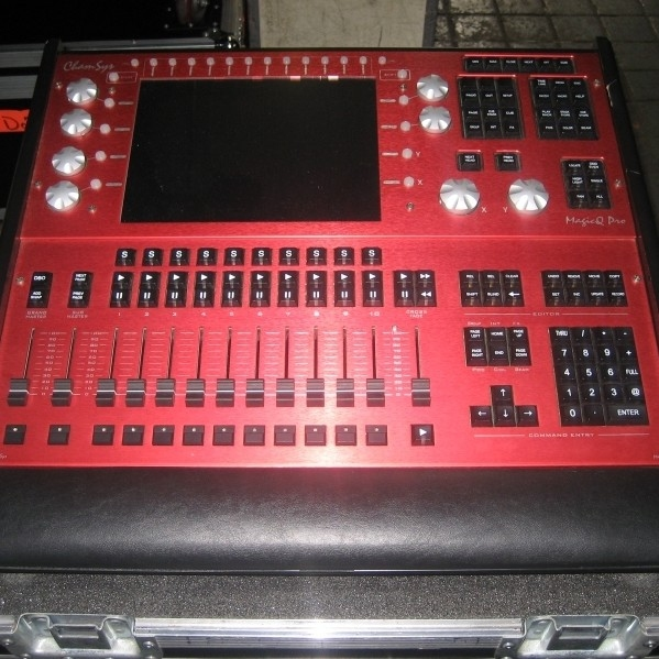 Used MagicQ MQ100 Pro  from Chamsys