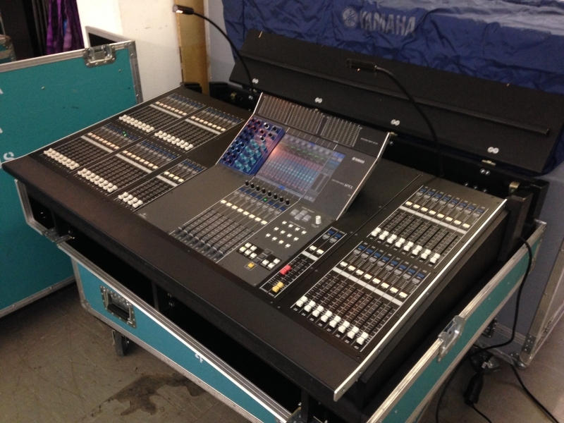 Used M7CL-48 with Meterbridge from Yamaha