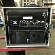 Used Maxedia Broadcast from Martin Professional