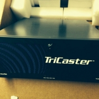 Used Tricaster from New Tek