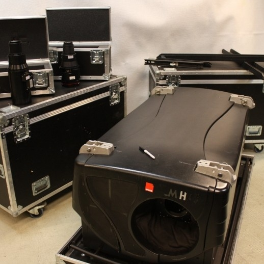 Used XLM H25 from Barco