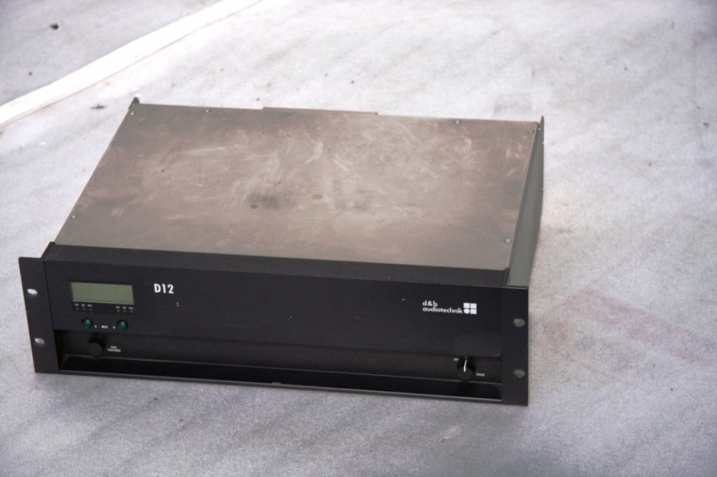 Used D12 from db audiotechnik