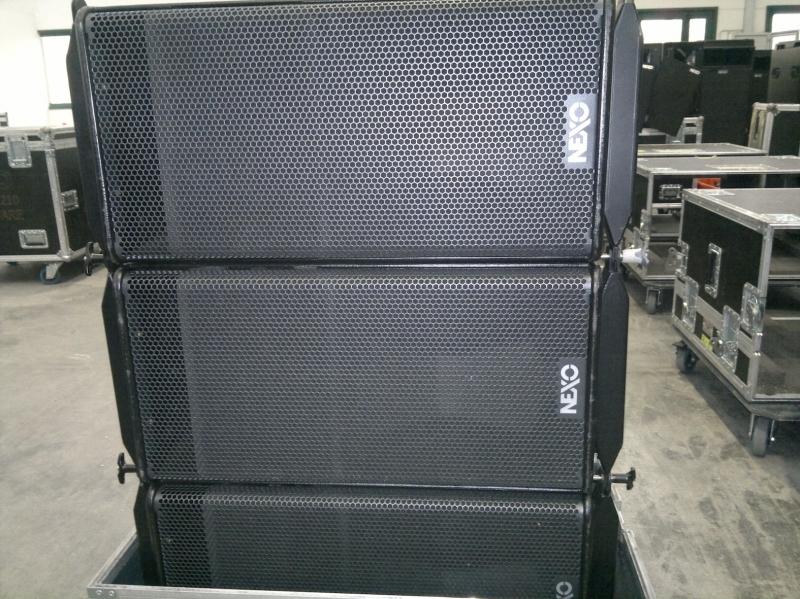 Used GEO S1210 from Nexo