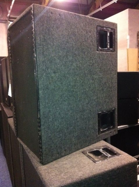 Used MSL-4 Package  from Meyer Sound