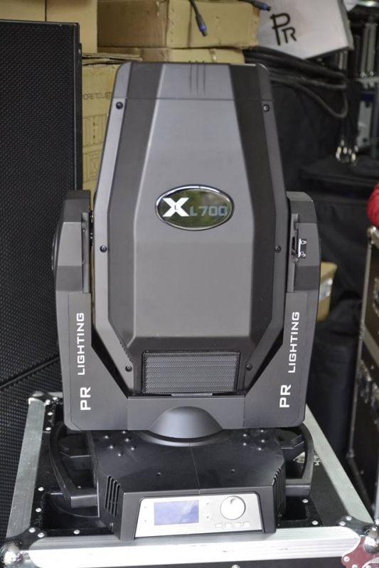 Used XL 700 from PR Lighting