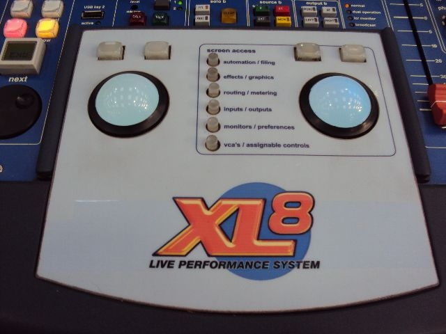 Used XL8 from Midas