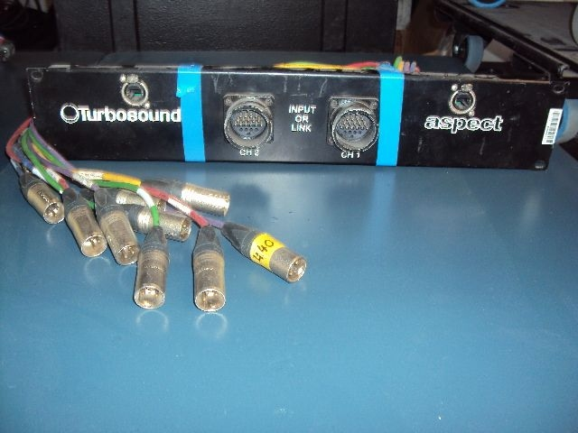 Used Aspect from Turbosound