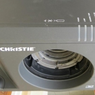Used DS+750 from Christie Digital
