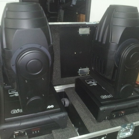 Used Giotto Spot 400 from SGM