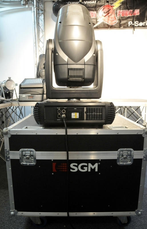 Used Giotto Spot 1500 from SGM