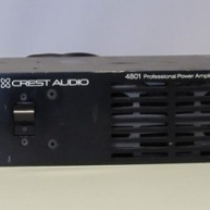Used 4801 from Crest Audio