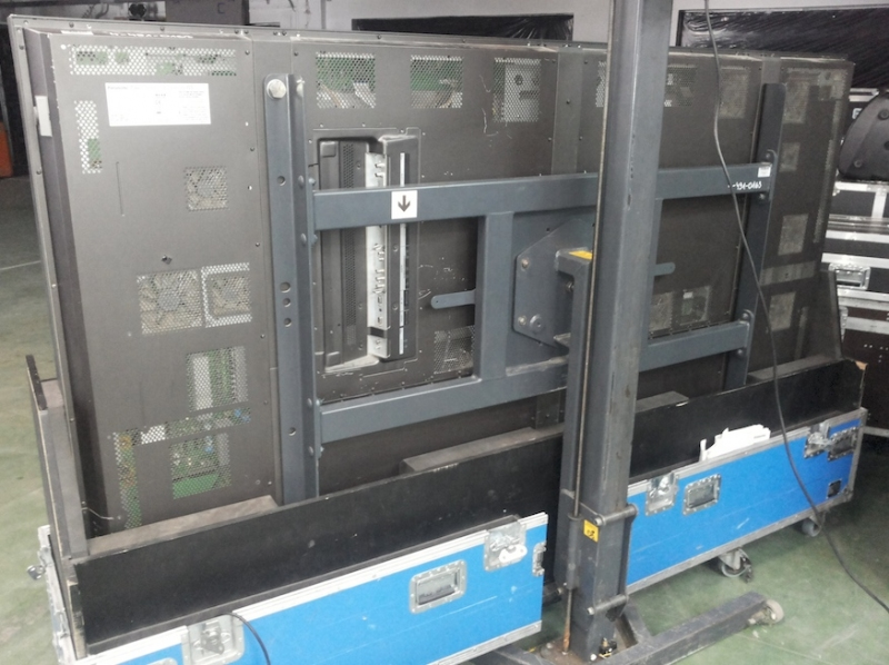 "Used Pansaonic 103"" TH-103PF9EK from Panasonic"