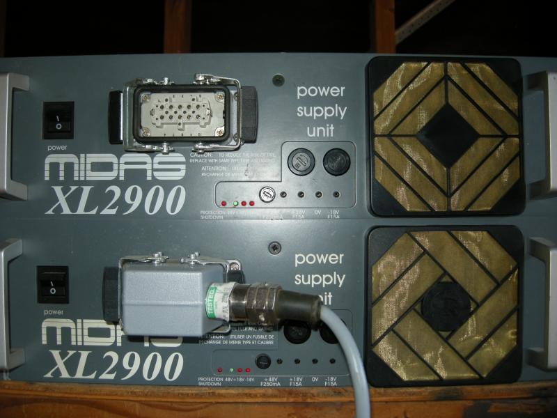 Used Heritage 1000 from Midas