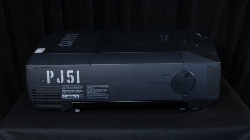 Used PLC-XF46N from Sanyo