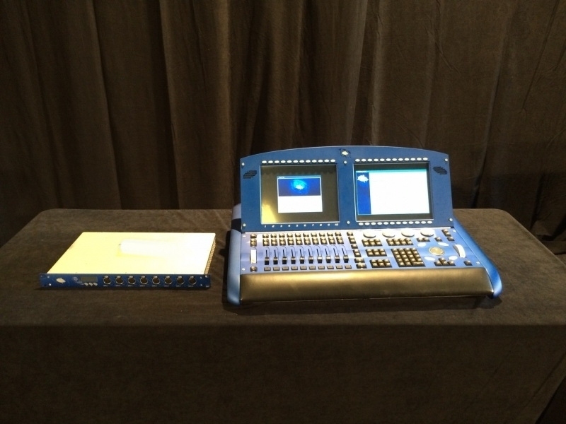 Used Wholehog III with DP8000 from High End Systems