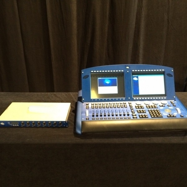 Used Wholehog III with DP2000 from High End Systems