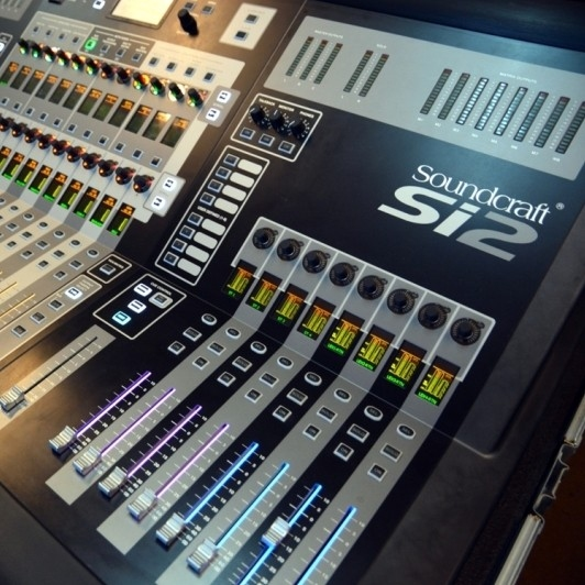 Used Si2 from Soundcraft