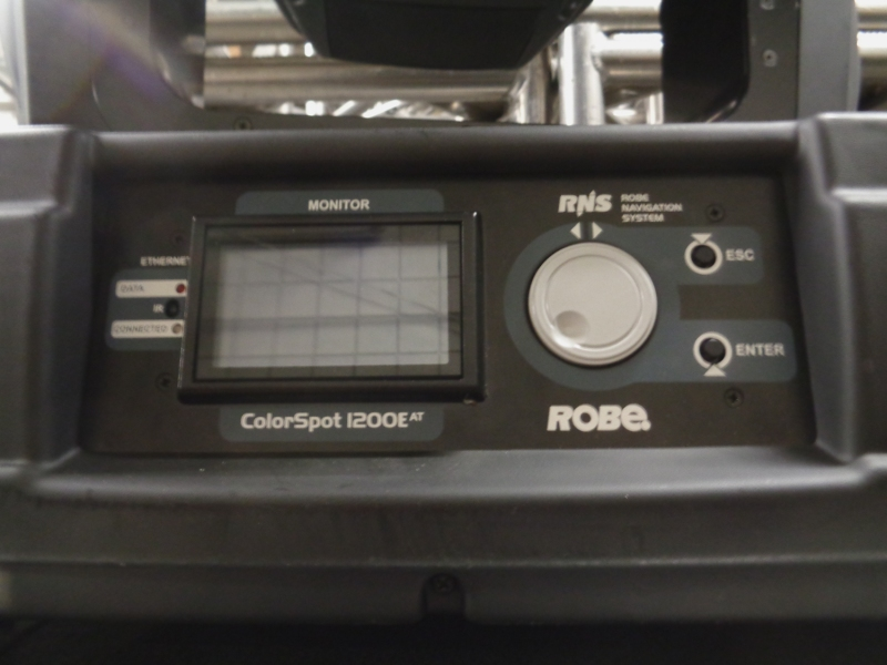 Used ColorSpot 1200E AT from Robe