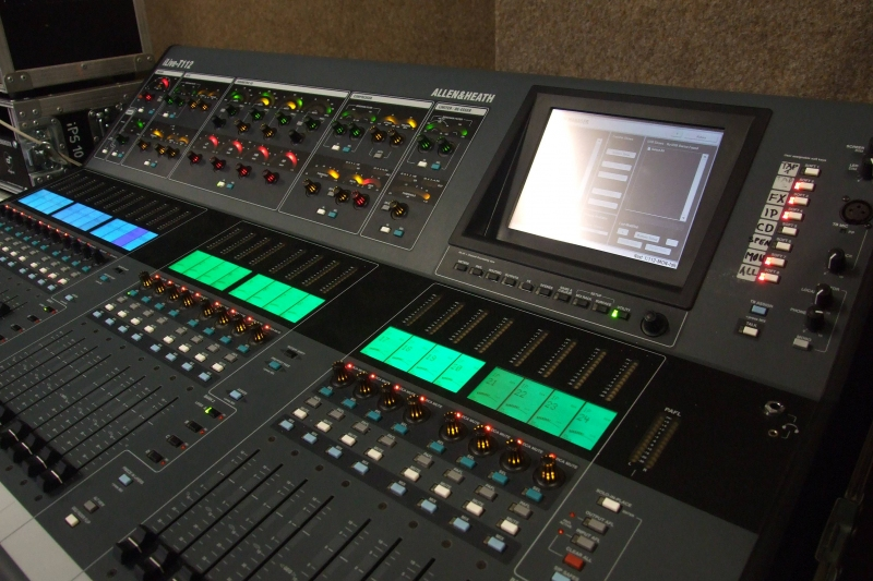 used ilive t112 by allen and heath item 39016. Black Bedroom Furniture Sets. Home Design Ideas