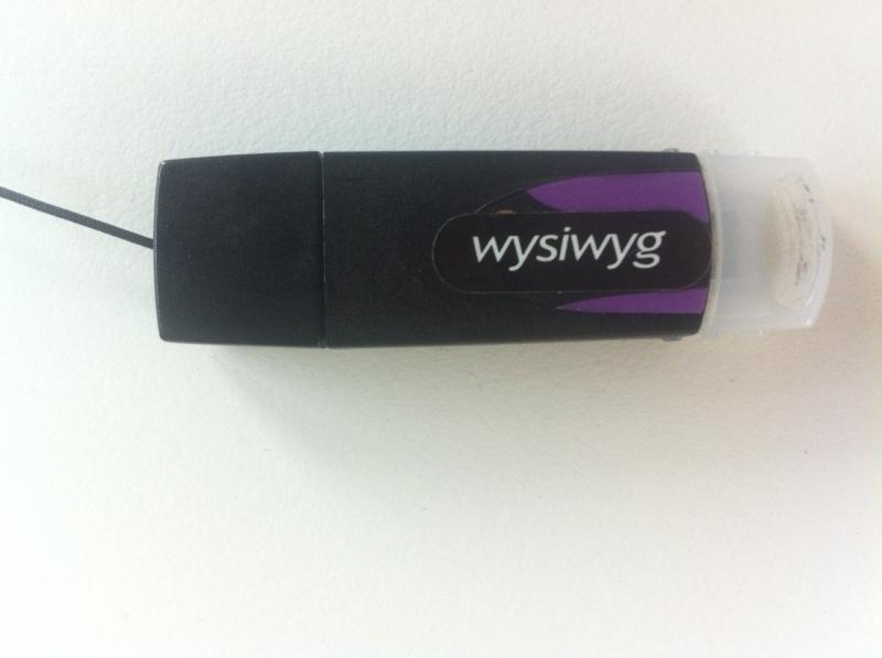 Used WYSIWYG R 26 from CAST Lighting