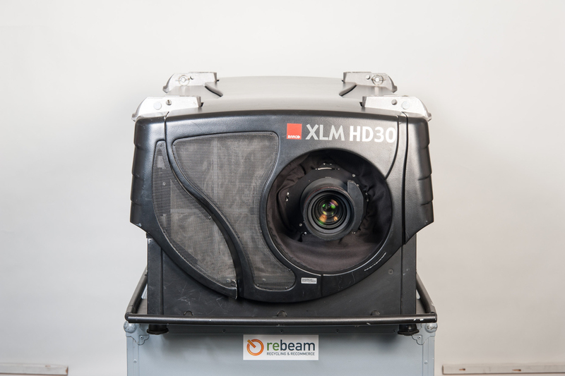 Used XLM HD30  from Barco