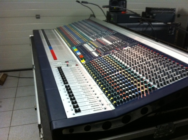 Used MH3 - 40 Channel  from Soundcraft