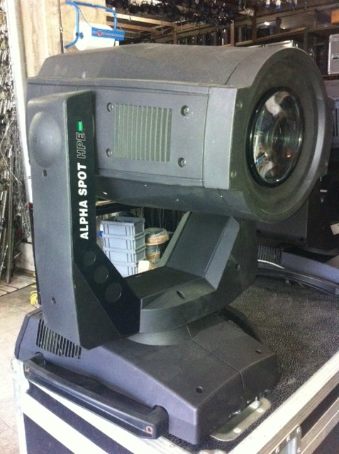 Used Alpha Spot HPE 575 from Clay Paky