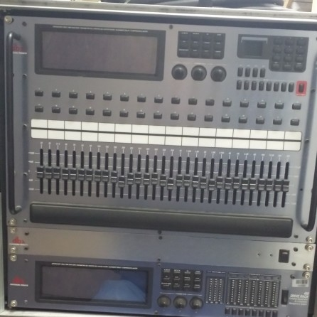 Used DriveRack480 from dbx Professional
