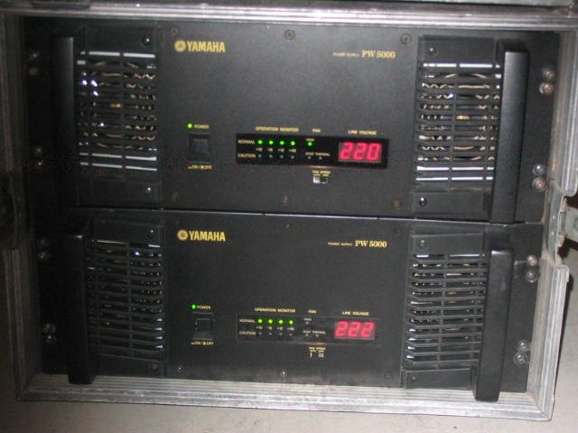 Used PM5000 from Yamaha