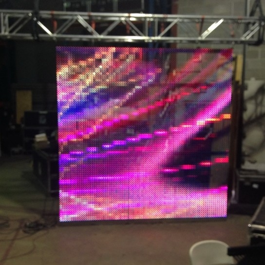 Used LED Panels from Miscellaneous