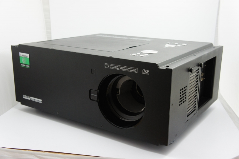 Used E-Vision WXGA 7000 from Digital Projection