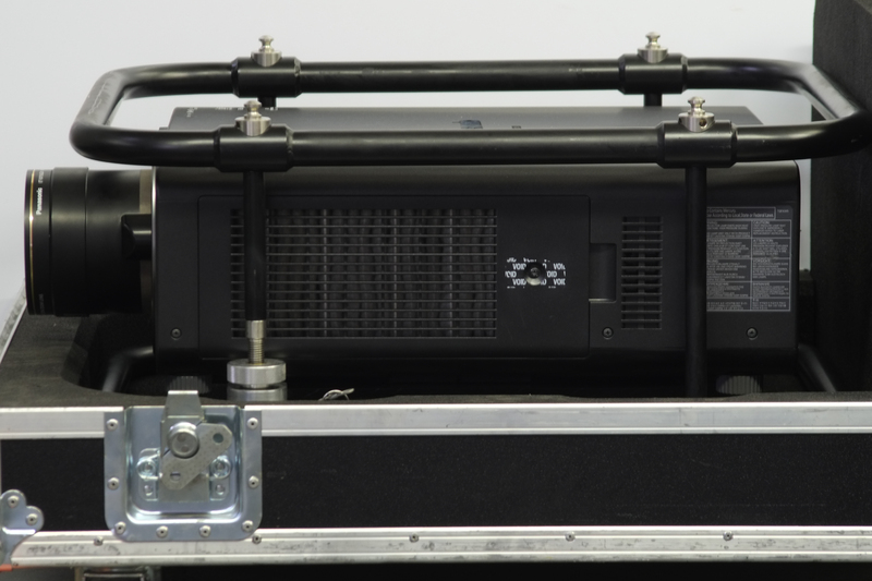 Used PT-DZ13K from Panasonic