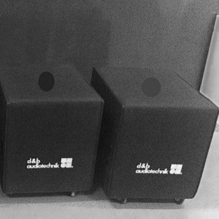 Used C7-SUB from db audiotechnik